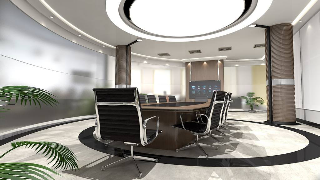 Wygodne i przestronne biuro dla kilku pracowników